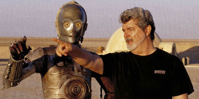 Happy Birthday, George Lucas!