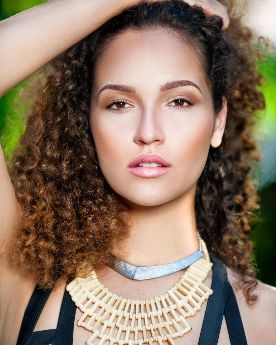 Vote for Grenadian Model in Miami Fashion Week 'First Faces' Competition