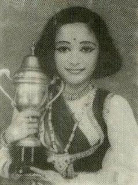 My Lil champion. HAPPY BIRTHDAY MADHURI DIXIT