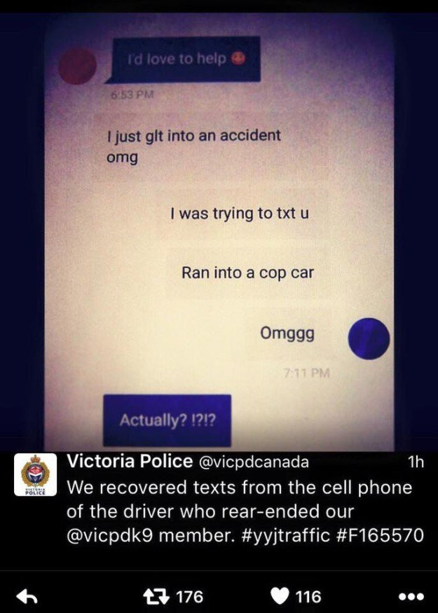 Victoria Police win the internet for today https://t.co/hwtyyb4bBA