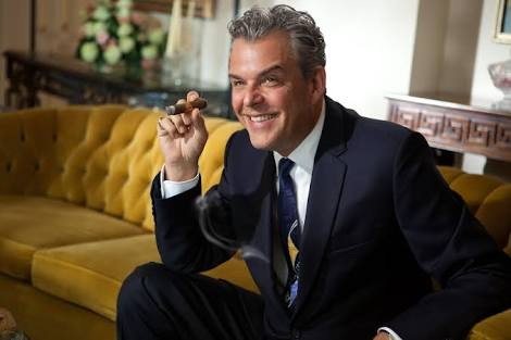 Happy birthday to the love of my life, Danny Huston!