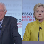 """Clinton: We dont know """"who you listen to on foreign policy""""; Sanders: """"It aint Kissinger"""" https://t.co/GcFLaPrwQL https://t.co/pltsyVLeqb"""