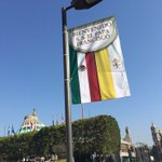 La #AdoraciónNocturnaMexicana te la la bienvenida a #México #BienvenidoFrancisco #PapaEnMex https://t.co/IrCgNllqd2