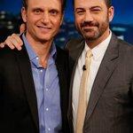 #Kimmel tonight @TonyGoldwyn #Scandal #TGIT, Tony Kornheiser & @RealMikeWilbon, @AlessiaCara and a new #3RQ w/@Shaq https://t.co/ux9iITeLHD