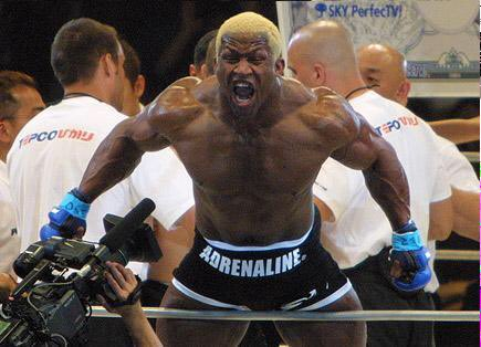 One of our sport's pioneers has tragically passed at the young age of 44. Rest in Peace Kevin Randleman. #MMA https://t.co/U4XyEYAknU