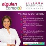 Agenda de campaña de @LILIANAMADRIGAM en su día 4. @RobertoMadrazo_ @manuelandrade65 @PicoMadrazo @MFBeltrones https://t.co/yqTDozv5vU