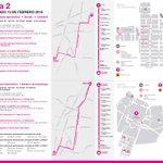 Ruta, alternativa vial y cierres para el día sábado 13 febrero #PapaEnCDMX https://t.co/BXVu7c8fIo https://t.co/JB2NoM0pW4