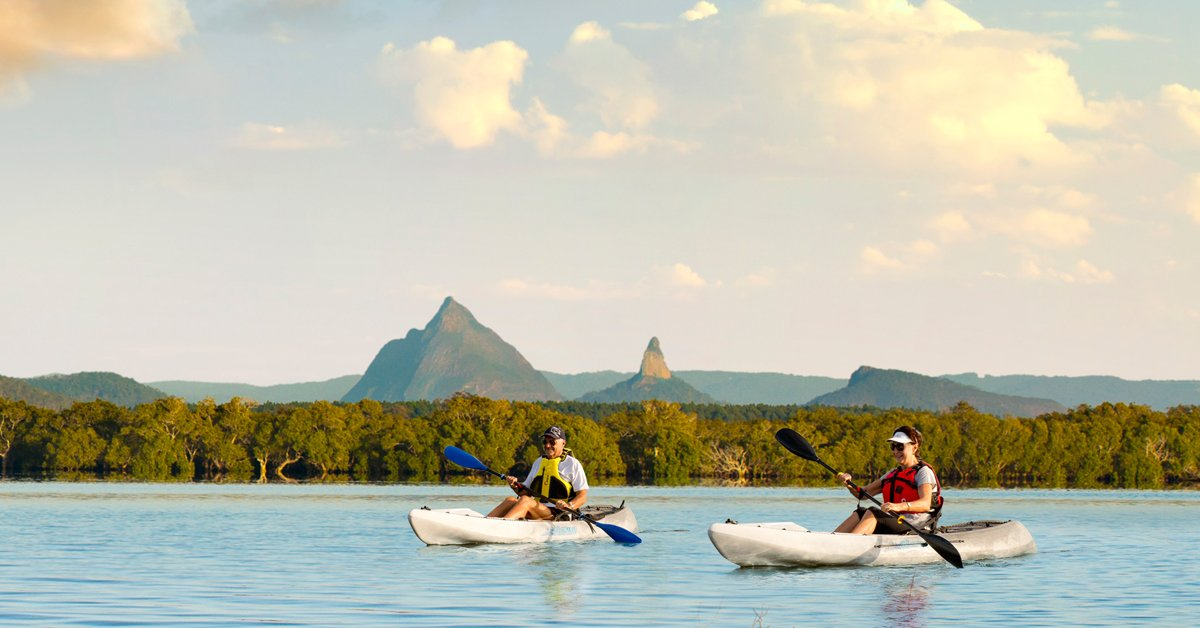 Beat the Monday blues & book a trip to the Sunshine Coast! Fares starting from $99 one