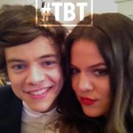 #TBT to the first time I met @onedirection!!! One of them had a crush on me, LOL! On my app! https://t.co/ALF2GBF4s8 https://t.co/pXmAvownPe