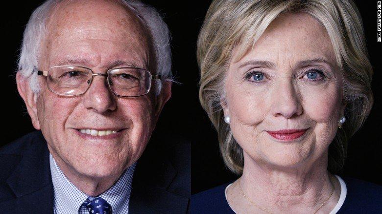 Watch @BernieSanders, @HillaryClinton face off in The PBS NewsHour #DemDebate being simulcast on CNN at 9p ET
