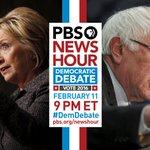 1 hour. #DemDebate https://t.co/7SNDjl2aKU