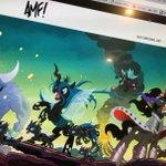 Brand New Site! Online store! 20% OFF All Original Art now-2/15. Promo Code FLEECSTACULAR. https://t.co/xGzt9vuZcF https://t.co/RZfyZnUpc1