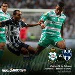#Guerreros, ¡mañana tenemos una cita en el Estadio Corona para enfrentarnos a @Rayados! #HayUnSantoEnMí https://t.co/OYQdmboqil
