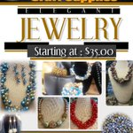 Tamco Elegant Jewelry and Craft Store Jewelry starting at $35.00 Call us today at 3567075 Palm Beach Street https://t.co/2kRDYbJ39o