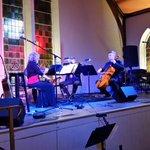 #Thinkofme ♡ string quartet ♡ @RevivalHouseON  #beautiful https://t.co/YByhUMKxPj