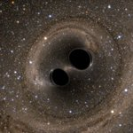#Einsteinwasright - gravitational waves from black holes detected. Great explanation here: https://t.co/ypaEscWtoV https://t.co/jlcc68VDy0