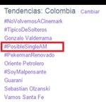 @AbrahamMateoMus en Colombiano también fuimos TT con #PosibleSingleAM ansios@s por saber cual es !!! Que ganas... https://t.co/fG0nHfF87u