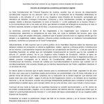 Esta sentencia del TSJ deja claro que no hay INDEPENDENCIA DE PODER JUDICIAL, Solos es un brazo político del Psuv! https://t.co/wdMefSGQqX