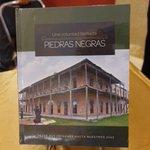 En la presentación del libro: Una voluntad llamada #PiedrasNegras @CulturaCoahuila @PURONJOHNSTON https://t.co/fTyovUZ1mk