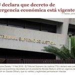 A la AN la eligieron casi 8 millones de Venezolanos, al Tribunal Supremo de Justicia TSJ solo 100 diputados del PSUV https://t.co/2VdouYOMiG