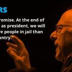 .@SenSanders makes a bold promise about the criminal justice system... #DemDebate https://t.co/4yQITeoyjV