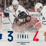 Final score in Calgary. #TMLtalk https://t.co/4OIDmrwjmf