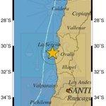 Fuerte temblor sacude cinco regiones de Chile 6.4 ... https://t.co/vntKbMlaR4 https://t.co/Q1aYQG7fGv