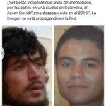 1/2 El joven ciudadano de la foto de la izquierda es Bryan Paul Reyes Rodriguez, quien desaprecio feb/2015...será https://t.co/Qarct1WiaS