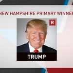 Republican @realDonaldTrump is the projected winner of the #NewHampshirePrimary, according to @AP. https://t.co/SZ62sfjBwU