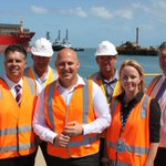 #Townsville Port Berth 4 Upgrade Project construct tender awarded to CivilPlus Constructions https://t.co/IWxTE2ax6c https://t.co/ikzXYc7ouu