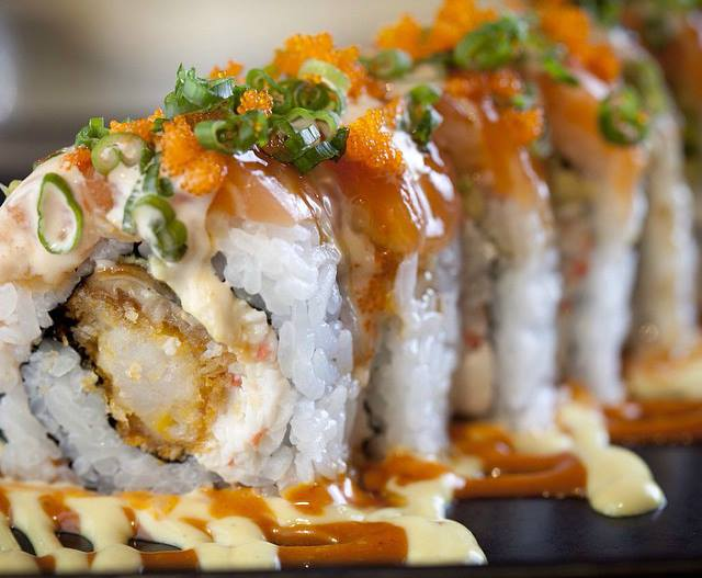 Re-tweet if you could go for a James Roll right about now. #Sushi https://t.co/uBf7T0CJWg