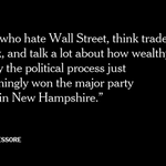 One takeaway from the New Hampshire primaries, from @nickconfessore https://t.co/gt5j4aJdui https://t.co/XbKe4CLhDq