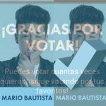 RT Voto por @mariobautista_ 👑en la categoría:  💥Estrella Latina Favorita💥  x287  #KCA #VotaMarioBautista https://t.co/BxMzBRht6O