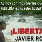 BASTA de encarcelar a la juventud #LibertadJavierRojasFEUE dirigente universitario, preso político del Gob. #Ecuador https://t.co/irxtr8yMa5