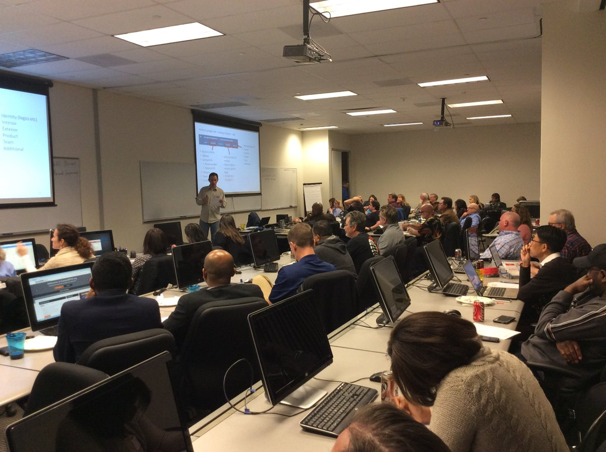 #dfwseo Amazing turnout tonight. Lots of great Local Search information. https://t.co/sbwGGH4vmt