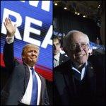 #Breaking: Trump & Sanders win #NewHampshirePrimary https://t.co/hDEkNqdSAj
