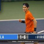 Match Final: No. 1 Virginia downs No. 9 UCLA 6-1. https://t.co/rgQf2TQJHr