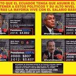 ATENTOS que esta #OposiciónGolpista no pasará #NadieTocaMiRC @MashiRafael @JorgeGlas @GabrielaEsPais @SoyTuPoesia https://t.co/hcgCsbBUkY