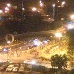 Caos en zona renta de Plaza Venezuela por alteraciones del orden público https://t.co/ELZhmDsDKn