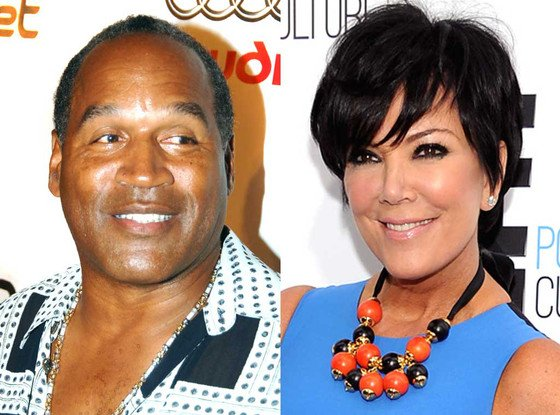 Kris Jenner remembers O.J. Simpson's
