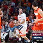 No. 7 Virginia defeats @VT_MBBall 67-49 to improve to 20-4, 9-3 ACC. Hoos play at Duke Saturday. #VTvsUVA https://t.co/ldxc7LBQ4T