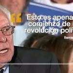 Mira lo más destacado del discurso de victoria de Bernie Sanders en Nueva Hampshire: https://t.co/hMvQzBkqX5 https://t.co/q5wFhOcft7