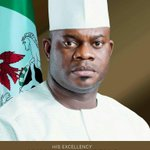 The Official Portrait Of The Executive Governor Of Kogi State, Alhaji Yahaya Bello. #Kogi https://t.co/M2P2lEUwEI