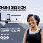 Today we shall be part of an online session featuring @KCCAED as She explores #KCCAat5. https://t.co/02Abvzld3v