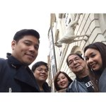 How much is that dog...on the wall? Ngek! Or, is it raining dog? Ngek again! (Sketch, London) #ALDUBHopiaLikeit https://t.co/N5W1c6KGmL