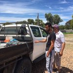 Exclusive via @GertieTaylor7 @7NewsAdelaide w fishermen who helped a female backpacker assaulted in Coorong @ 6pm https://t.co/0KUjlnNWq0