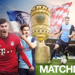Matchday! Um 20.30 Uhr beginnt unsere Mission Halbfinale. #Packmas! #BOCFCB #DFBPokal https://t.co/pdFYVivy49