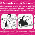 #VACATURE Accountmanager Software in Apeldoorn. Zulke leuke bedrijven tref je niet vaak ;) https://t.co/wT5Vv0Ciaz