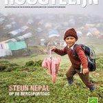 Hoogtelijn-1 deze week in de bus. Veel aandacht voor #Nepal en de #Bergsportdag van de @NKBV op 13 maart. https://t.co/fMrQ4RiP08