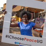 #IChoosePeaceUG: Uganda's youth are choosing peace over violence as elections loom. https://t.co/HhTvLOzDwG #Uganda https://t.co/d3ShFZWaBU
